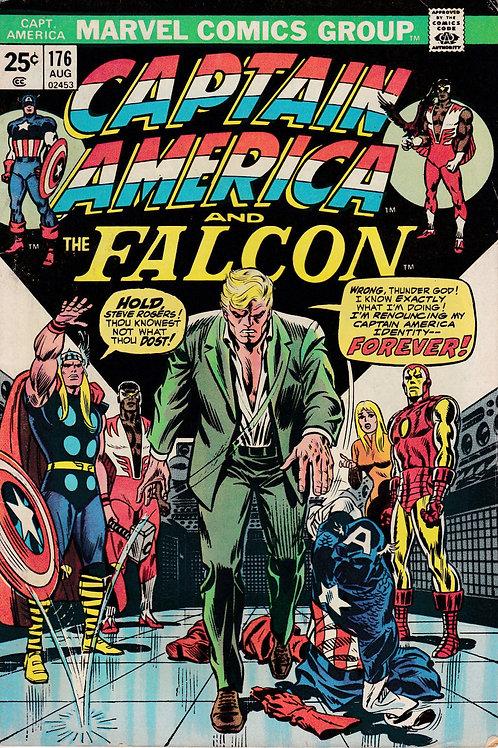 Captain America 176