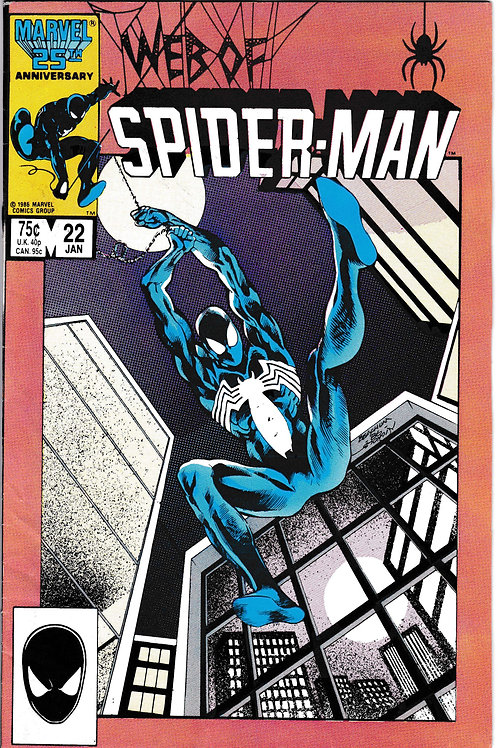 Web of Spider-Man 22