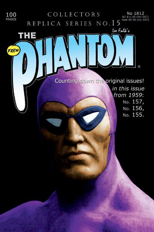 PHANTOM 1812 Collectors Replica Series 158 155 156 157
