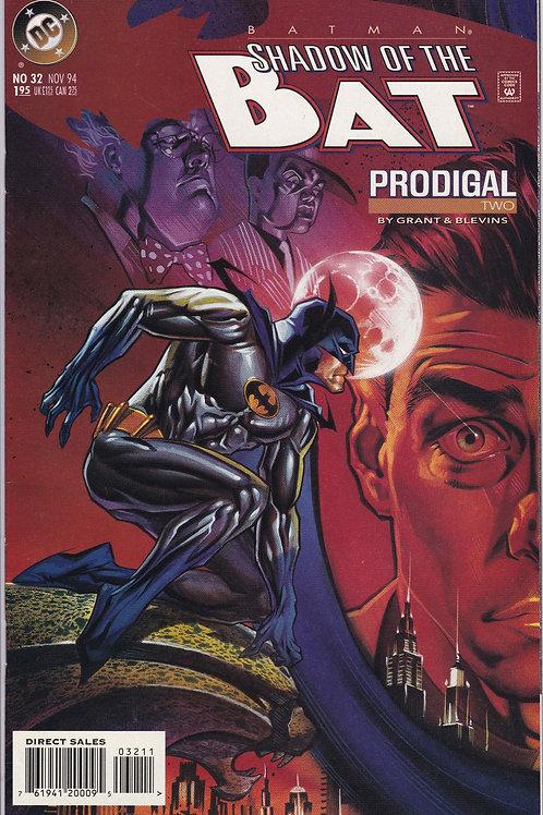 Batman Shadow of the Bat 32
