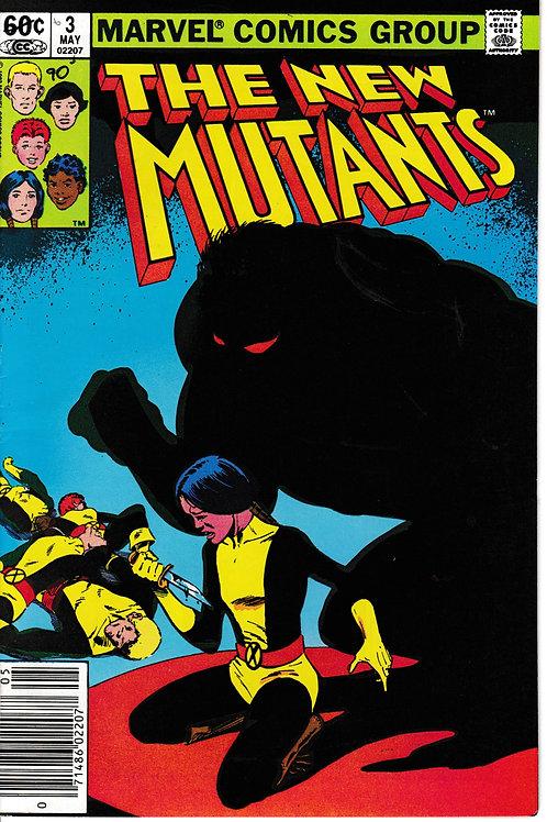 NEW MUTANTS 3 May 83 Nightmare