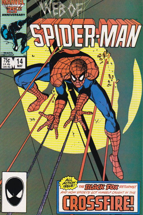 Web of Spider-Man 14