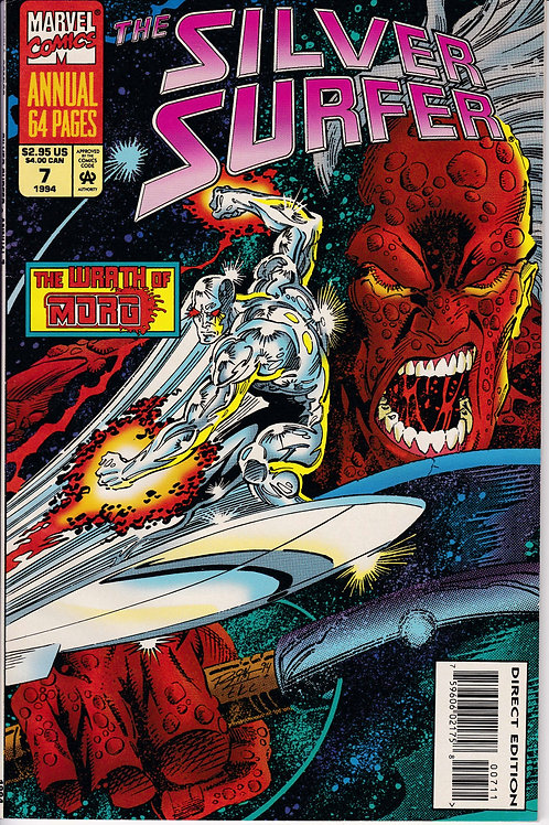 Silver Surfer Annual 7