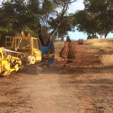 Fibre Plough