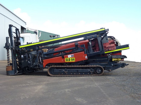 Ditchwitch Directional Drill