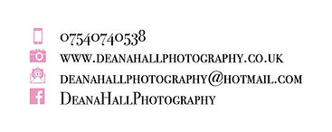 Deana Hall Photography, Contact Information