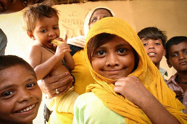 Bonded Laborers in Hydrabad Pakistan