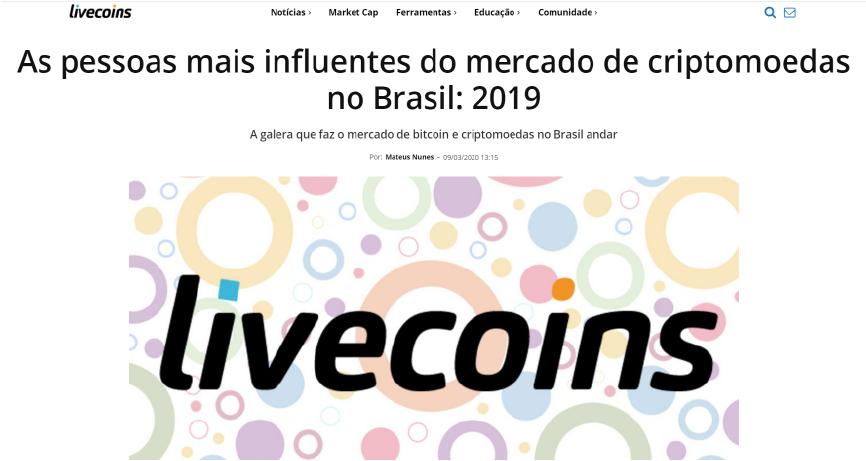 Portal Livecoins