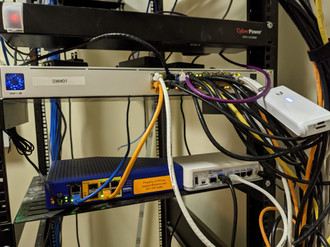 Firewall and switch upgrade
