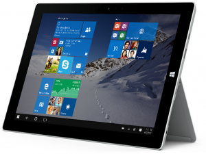 Surface 3 Windows 10 Home TPM module enabled