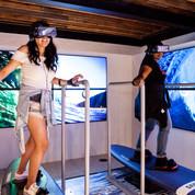 VR Surf