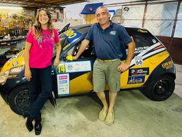 Temporada 2021: Patricia Pita y Darcy Frascheri con Ka en RC1600