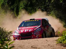 Rally Argentino: buen arranque de Zeballos/Gonzalez