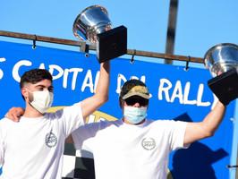Temporada 2021: Campeones Ruiz/Ruiz ascienden a RC5N