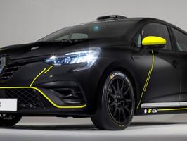 Temporada 2021: Llegan Renault Clio RSR Rally 5 FIA