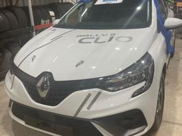 Nacional de Rally: Nadia Lafuente con Clio 5 RS