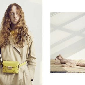 Ginger for CHARLES & KEITH