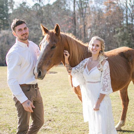KSP Styled Shoot @ Morris Peaceland Farm - Raleigh, North Carolina