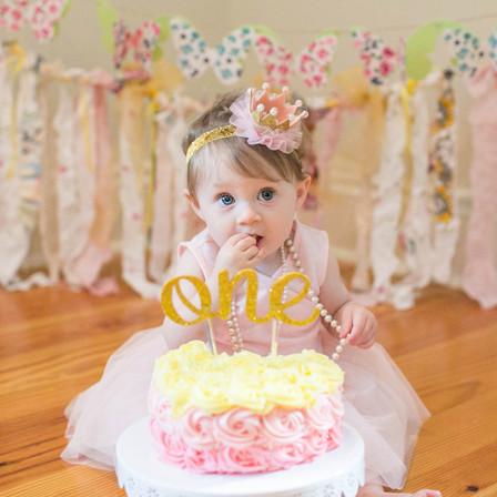 Alena 1st Birthday @ Raleigh, North Carolina