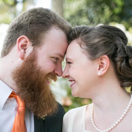 Julia + Chris Wedding @ St. Michael's Episcopal Church + Trophy Brewing - Raleigh, North Carolina