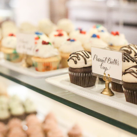 The Cupcake Shoppe @ Raleigh, North Carolina