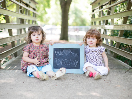 Father's Day with the Taylor Sisters @ Powell Road Park - Raleigh, North Carolina