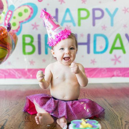 Juliana 1st Birthday @ Estes Park + Fort Collins, Colorado