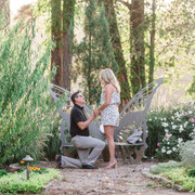Jaclyn + Adam Proposal/Engagement @ The Pavilion at Angus Barn - Raleigh, North Carolina