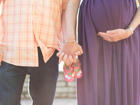 Andria Maternity @ Fred Fletcher Park - Raleigh, North Carolina