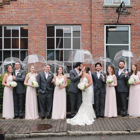 Theresa + Matt Wedding @ Tobacco Road Brewing - Raleigh, North Carolina