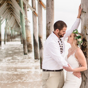Hannah + Kekoa Wedding @ North Topsail Beach, North Carolina