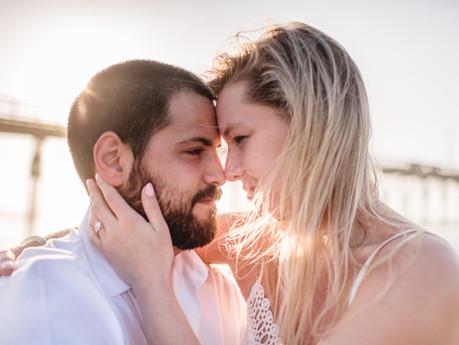 Hannah + Kekoa Morning After Wedding @ North Topsail Beach, North Carolina