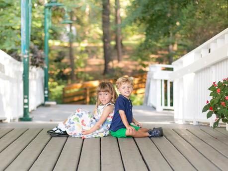 Jack + Natalie @ Bass Lake Park - Holly Springs, North Carolina