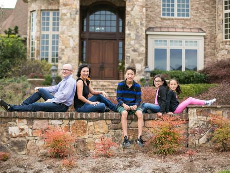 Idler Family @ Raleigh, North Carolina
