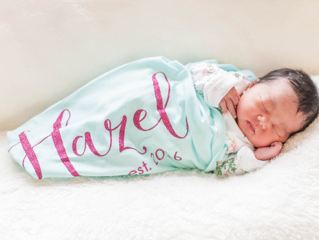 Hazel Newborn @ WakeMed Hospital - Raleigh, North Carolina