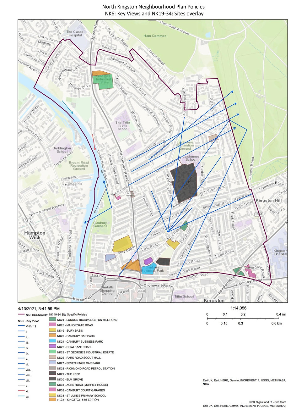 NKNPlan Policy map NK6 and NK19-34 overl