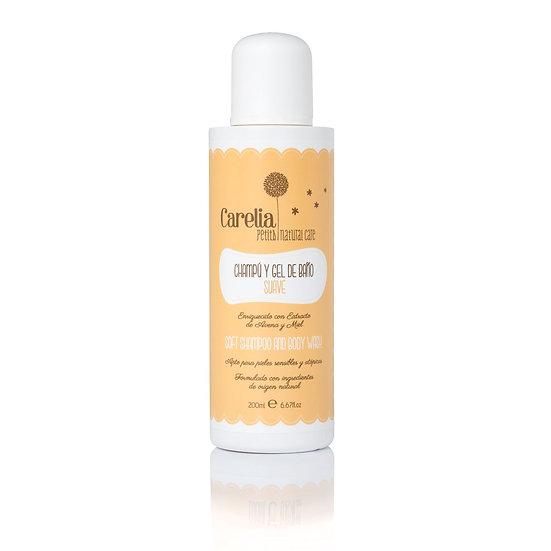 Xampú i gel natural
