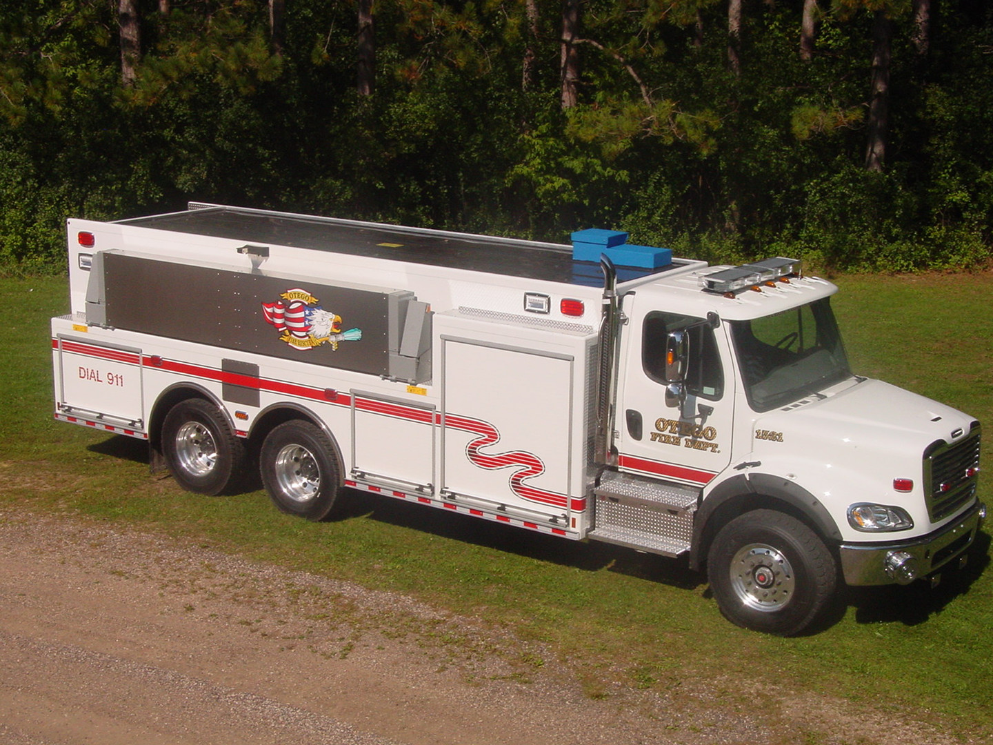 Otego Fire District, Otego NY ~ Tanker