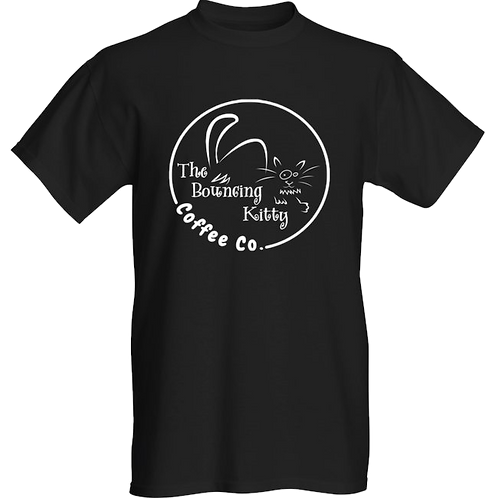 The Bouncing Kitty T-Shirt (Men)