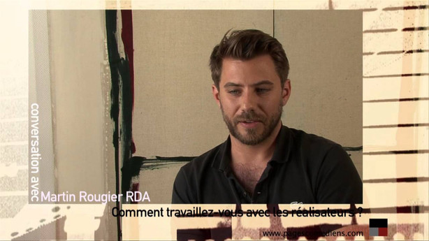 Conversation avec Martin Rougier,