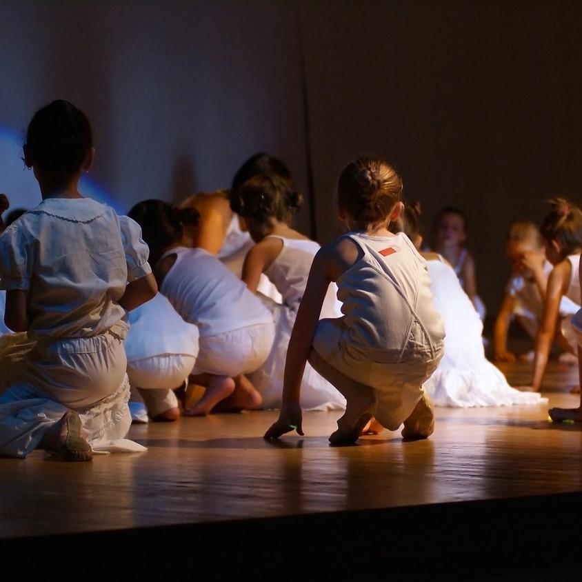 STAGE COMEDIE MUSICALE ENFANTS à partir de 5 à 13 ans ans