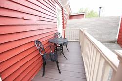 McGuire Suite Porch