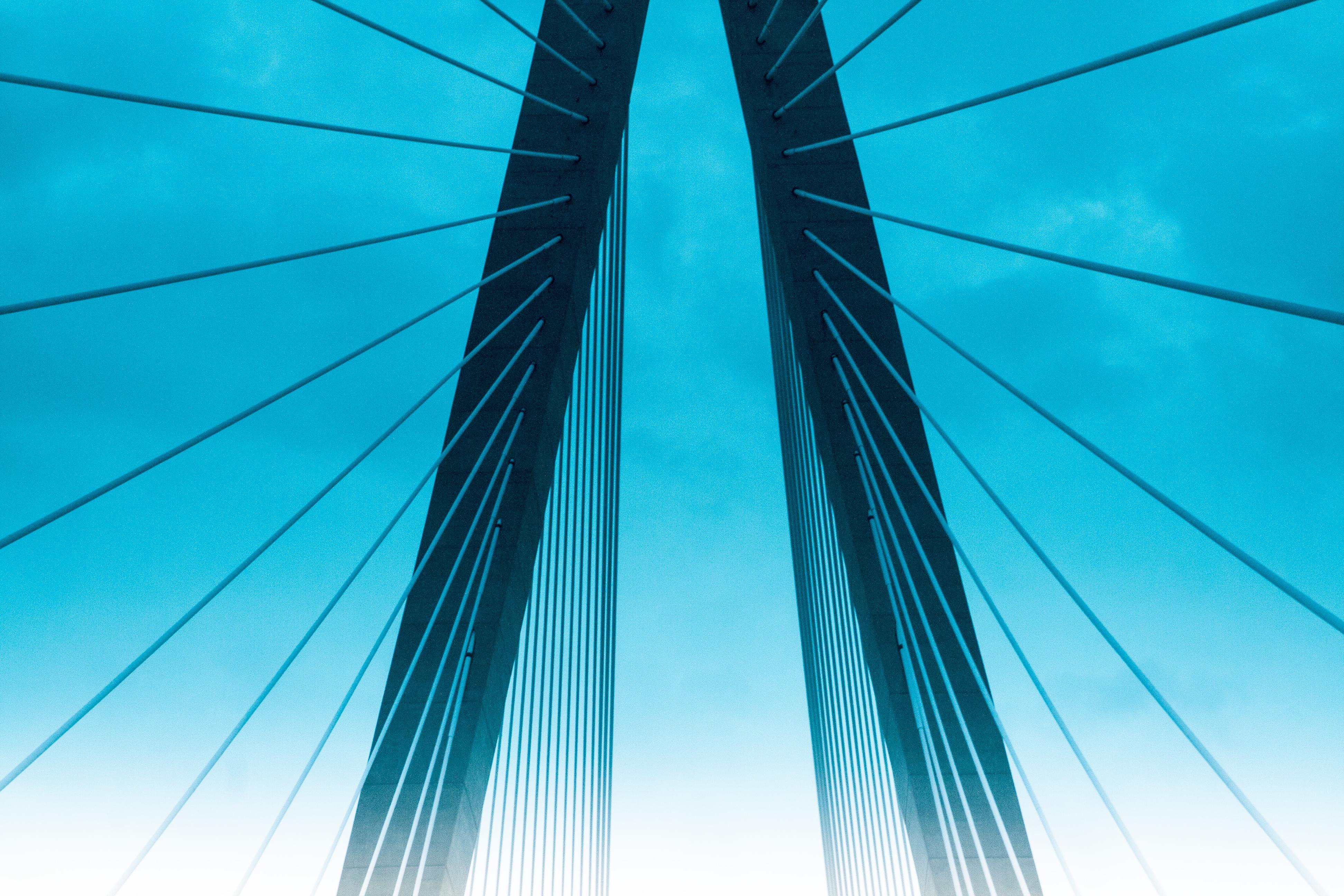 Cable Stayed - Arthur Ravenel Jr Bridge