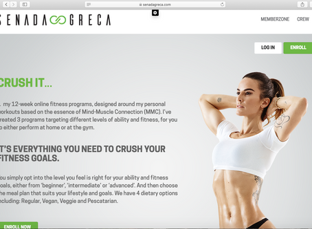 New Fitness and Health App/Site launch...