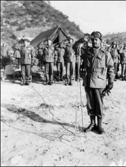 Lt. General Kebbede Gebre