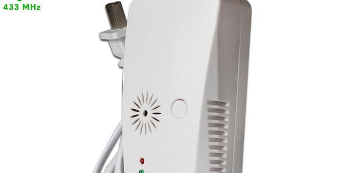 WL-938 RF433 Wireless gas leak detector