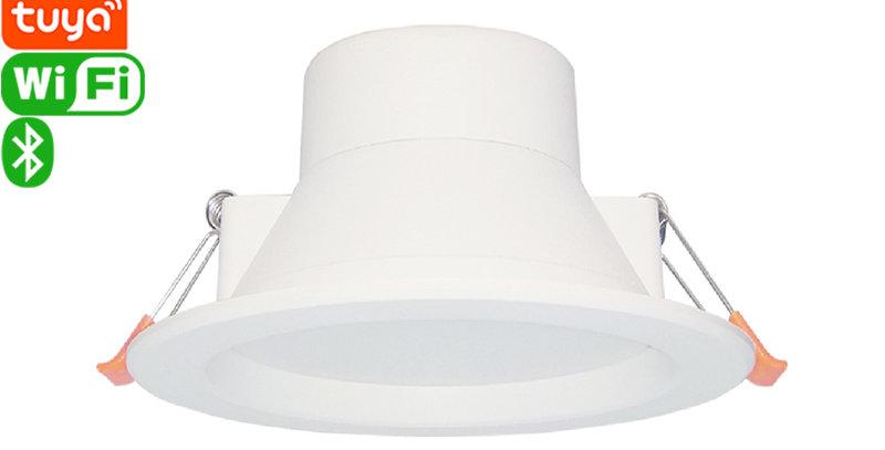 DL06WB Tuya Smart Wi-Fi+BLE Downlight