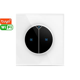 L822-2gang-EU-standard-Tuya-Wi-Fi-smart-