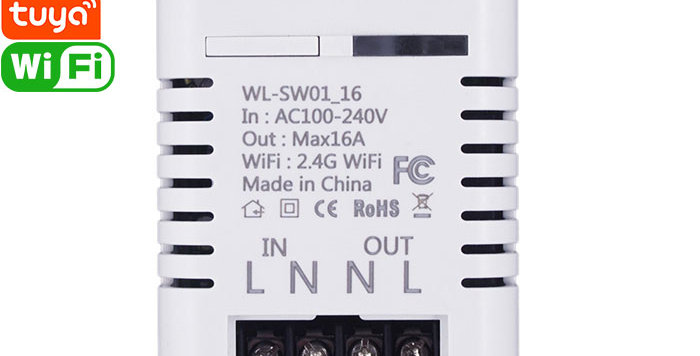 WL-SW01-16 Switch Module