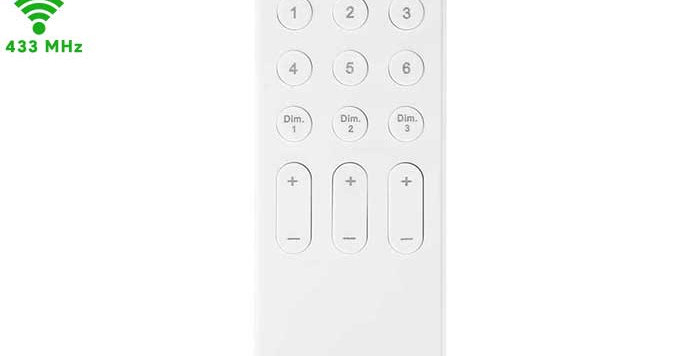 RC2016 RF433 Remote Controller